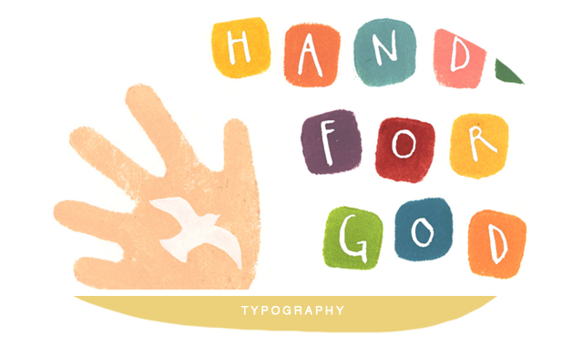 Hands For God Logo Design
